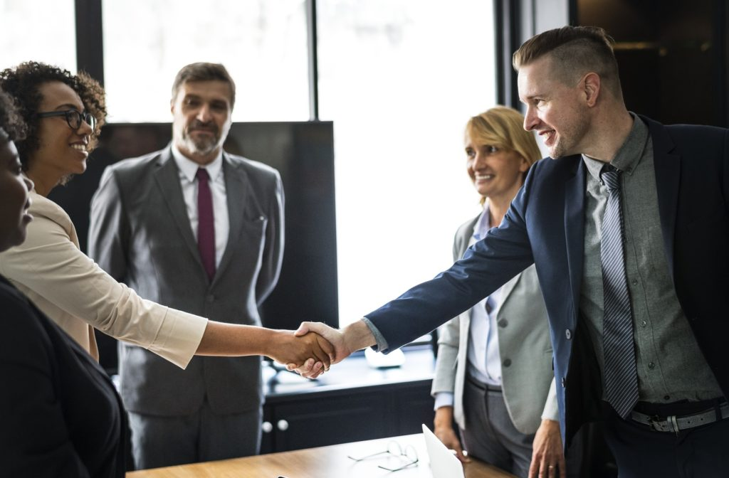 (Term 2) BSBTWK401 Build and maintain business relationships